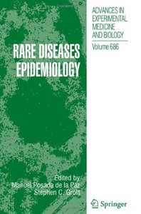 Rare Diseases Epidemiology free download