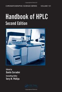 Handbook of High performance liquid chromatography, Second Edition free download