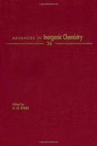 Advances in Inorganic Chemistry (Volume 36) free download