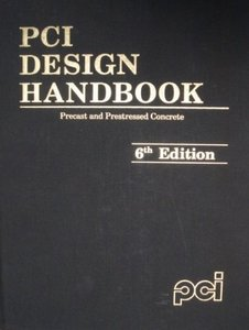 PCI Design Handbook: Precast and Prestressed Concrete free download