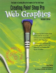 Creating Paint Shop Pro Web Graphics free download