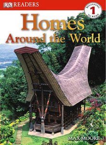 Homes Around the World ( DK Reader Level 1) free download