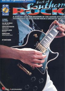 Dave Rubin - Best of Southern Rock: Guitar Signature Licks free download