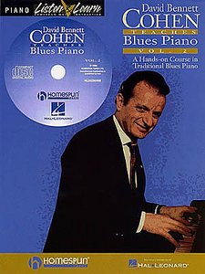 David Bennett Cohen Teaches Blues Piano Vol. 2 free download