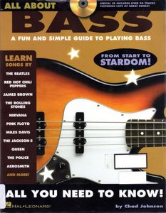 All About Bass: A Fun and Simple Guide to Playing Bass free download