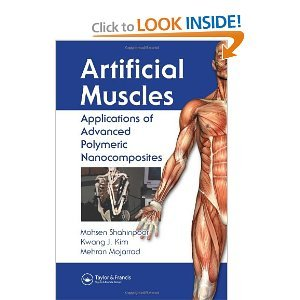 Artificial Muscles: Applications of Advanced Polymeric Nanocomposites free download