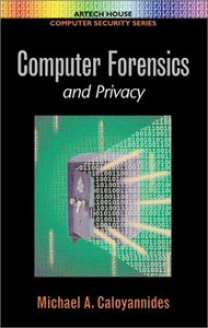 Computer Forensics and Privacy free download