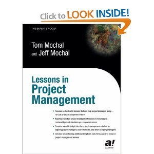 Lessons in Project Management free download