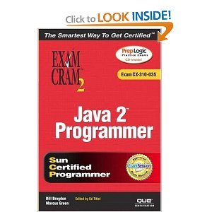 Java 2 Programmer Exam Cram 2 (Exam Cram CX-310-035) free download
