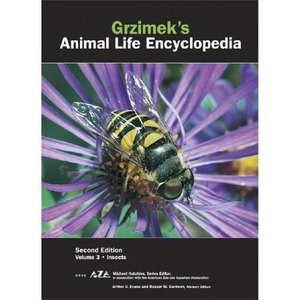 Grzimek's Animal Life Encyclopedia: Insects - vol.3 free download