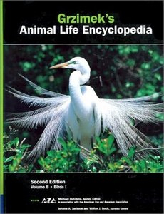 Grzimek's Animal Life Encyclopedia: Birds I - vol.8 free download