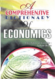 A Comprehensive Dictionary of Economics free download