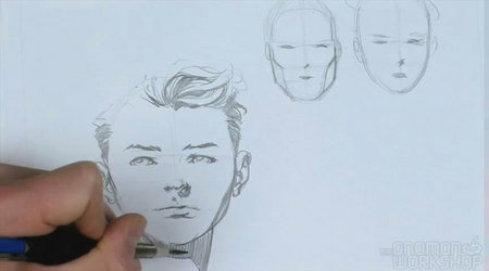 The Gnomon Workshop - Dynamic Figure Drawing: The Head With
