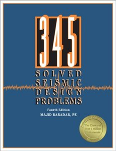 345 Solved Seismic Design Problems, 4th Edition free download