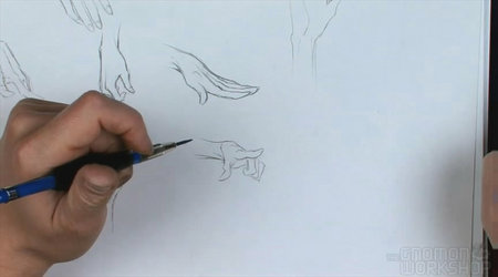The Gnomon Workshop - Dynamic Figure Drawing: Hands And Feet With David Finch free download