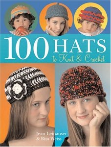 100 Hats to Knit Crochet free download
