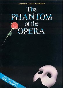 (Repost) Andrew Lloyd Webber - Phantom Of The Opera (Piano, Vocal, Guitar) free download