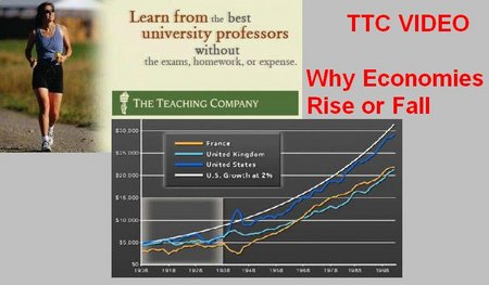 TTC VIDEO - Why Economies Rise or Fall (2010) free download