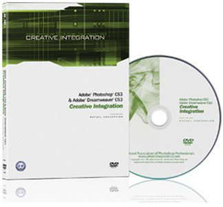 Photoshop CS3 Dreamweaver CS3: Integration by Rafael Concepcion free download