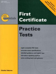 Exam Essentials First Certificate Practice Tests free download