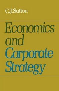 Economics and Corporate Strategy free download