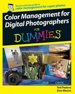 Color Management for Digital Photographers For Dummies free download