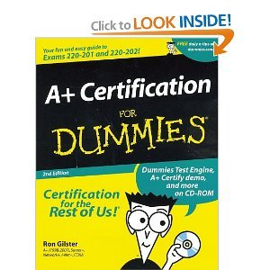 A  Certification for Dummies free download