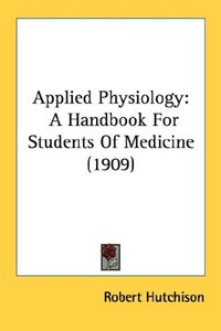 Applied Physiology free download