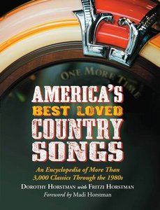 America's Best Loved Country Songs: An Encyclopedia of More Than 3,000 Classics Through the 1980s free download
