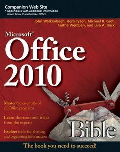 Office 2010 Bible? by John Walkenbach free download