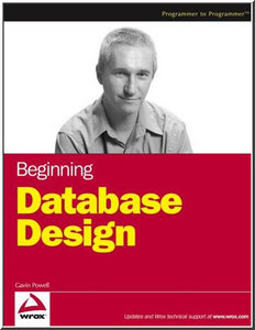 Beginning Database Design free download