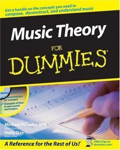 Music Theory For Dummies free download