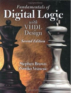Fundamentals of Digital Logic: With VHDL Design free download