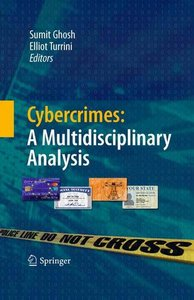 Cybercrimes: A Multidisciplinary Analysis free download