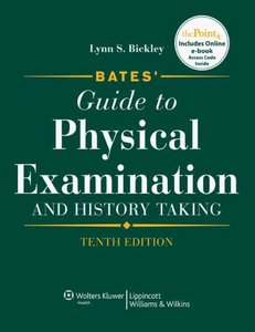 Bates' Guide to Physical Examination and History Taking free download