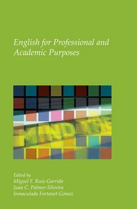 English for Professional and Academic Purposes free download
