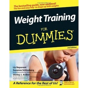Weight Training For Dummies free download