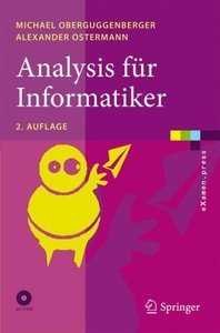 Analysis für Informatiker: Grundlagen, Methoden, Algorithmen free download