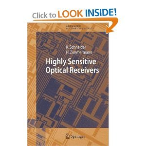Highly Sensitive Optical Receivers free download