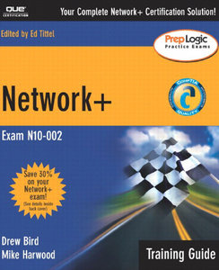 Mike Harwood, Drew Bird - Network  Training Guide free download