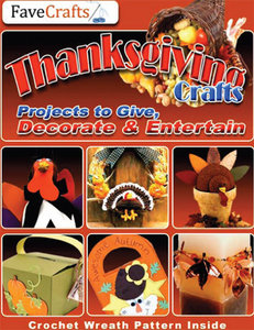 Thanksgiving Crafts: Projects to Give, Decorate and Entertain free download