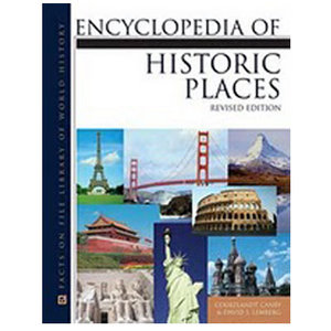 Encyclopedia of Historic Places (Facts on File Library of World History) free download
