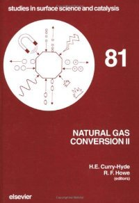 Natural Gas Conversion II (Studies in Surface Science and Catalysis, No. 81) free download