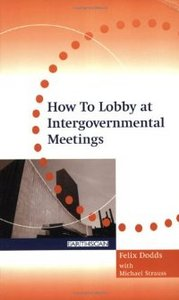 How to Lobby at Intergovernmental Meetings free download