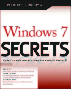 Windows 7 Secrets free download