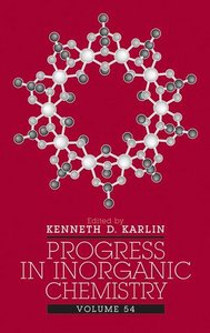 Progress in Inorganic Chemistry, Volume 54 free download