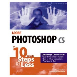 Adobe Photoshop CS in 10 Simple Steps or Less free download