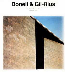 Bonell Gil-Rius (Current Architecture Catalogues) free download