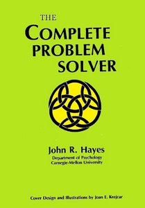 The Complete Problem Solver, 2nd Edition free download