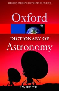 A Dictionary of Astronomy (Oxford Paperback Reference) free download